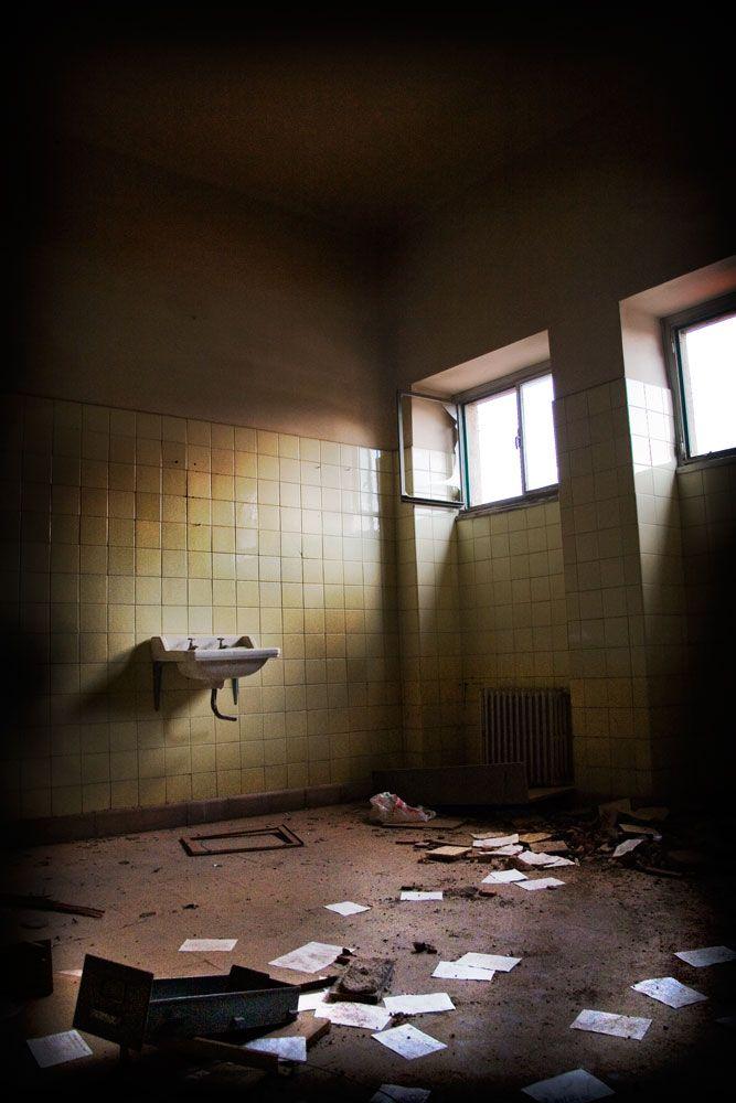 Hospital del Tórax, Terrassa.  Marco Antonio Raya ©