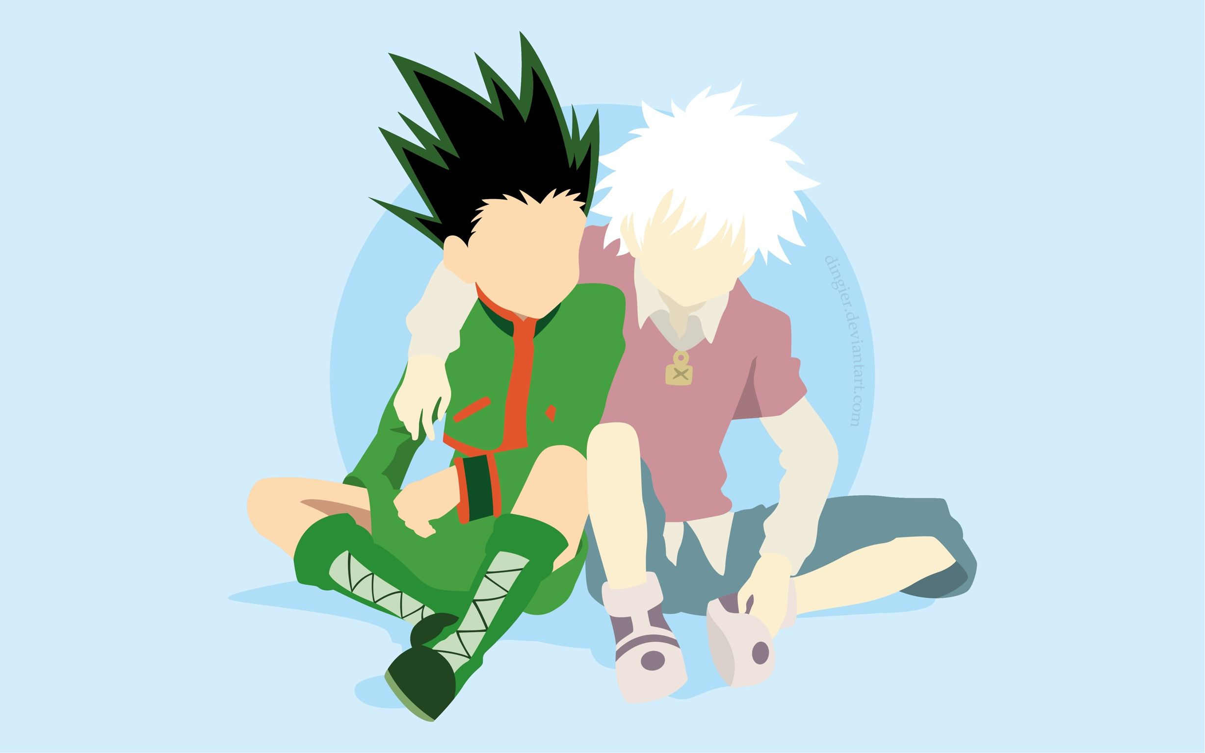 Pin by Margie Faustino on thingz Hunter anime, Hunter x