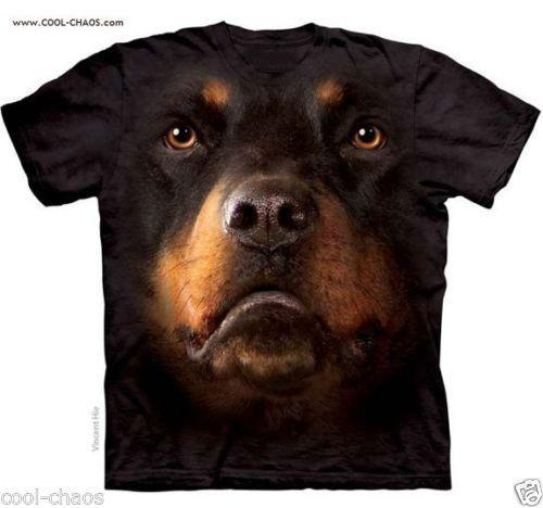 Rottweiler T Shirt 3d Dog Rottie Tee Rottweiler Rottweiler