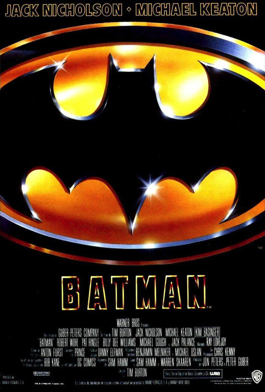 Batman dvd