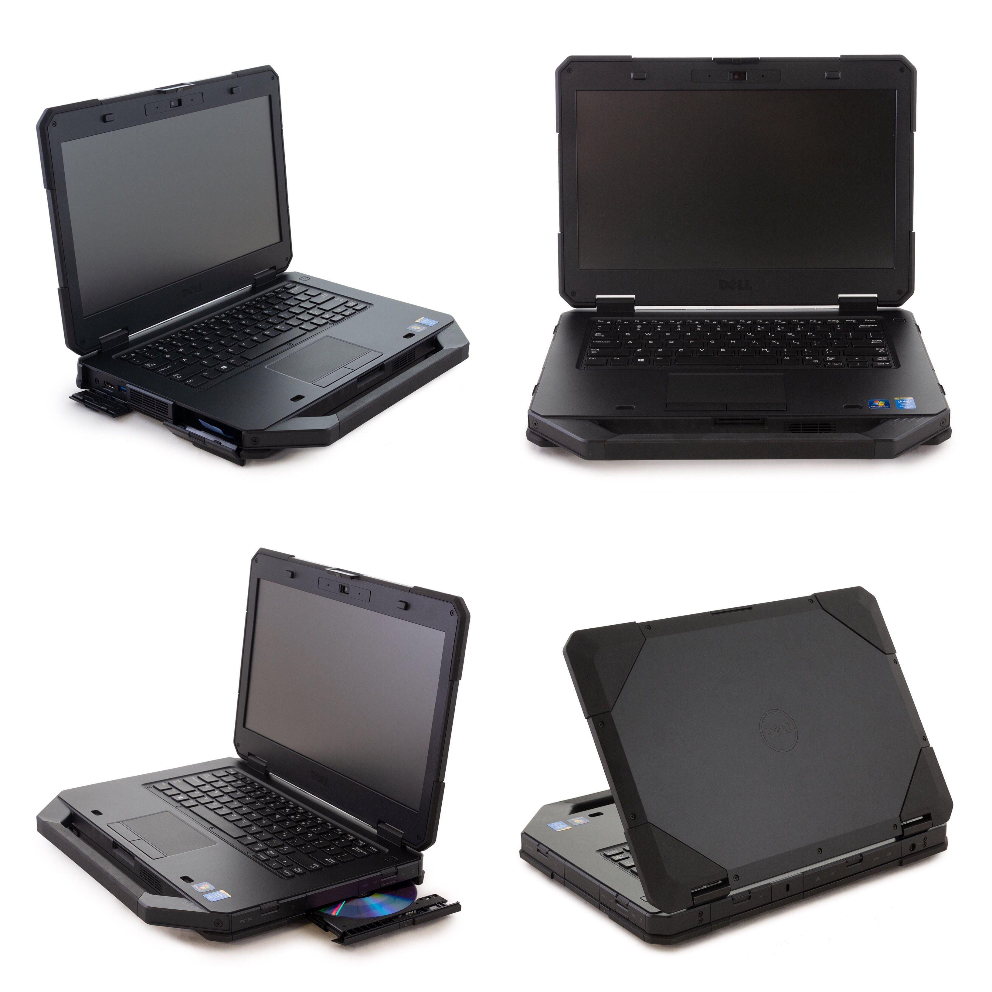 Dell Latitude 5404 Intel Core I5 4310u 2 0ghz Intel Core Intel Rugged Laptop