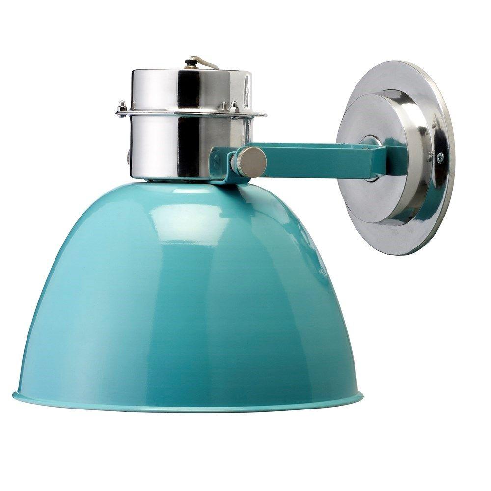 Bloomingville Wandlamp - Aqua - De online lampen webwinkel van ...