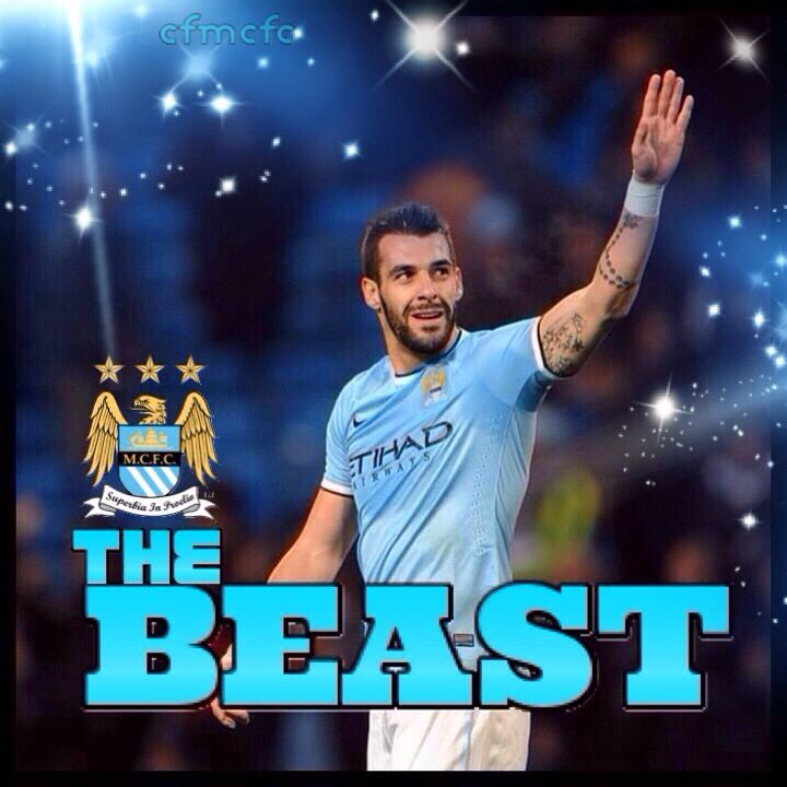 The Beast Wallpaper Negredo Manchester City #mcfc #mancity