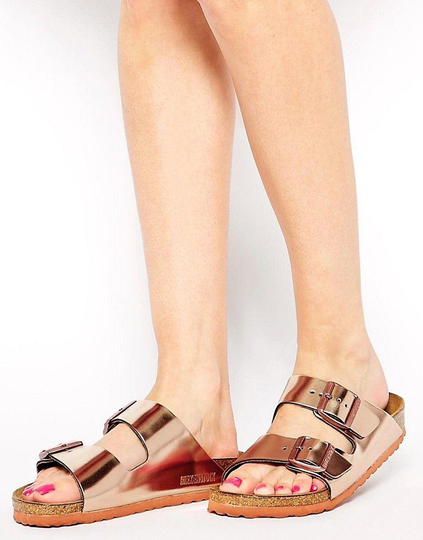 Birkenstock Flache Damenschuhe günstig kaufen | eBay