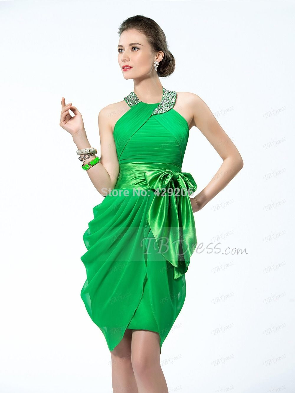 Fashion new beaded crystal halter neckline sequined studded belt cheap cocktail dresses pregnant women buy quality cocktail dress for plus size women directly from china cocktail dress blue suppliers delightful green ombrellifo Image collections