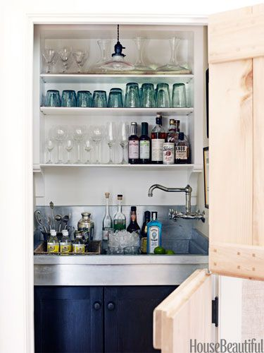 20+ Ways To Totally Transform Your Home Bar | Home Bars | Pinterest ...