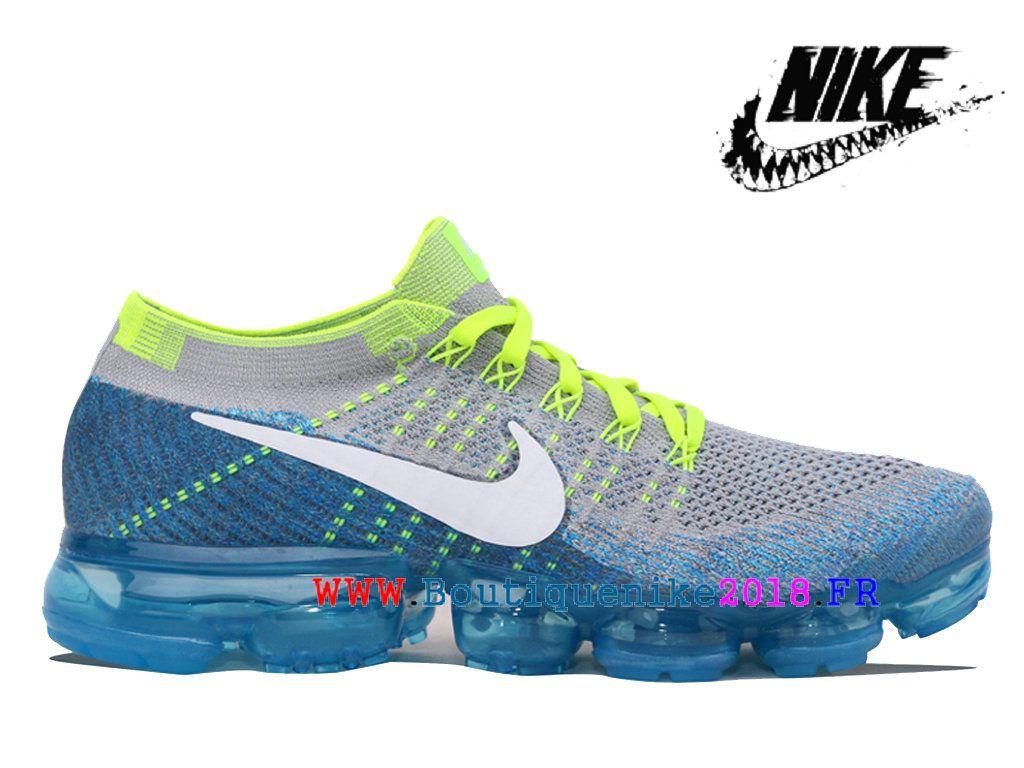 newest collection 24024 35b02 Nouvelles chaussures bon marché Prix Asphalt Homme Nike Air Vapormax  Flyknit Wolf Gris 849558-022
