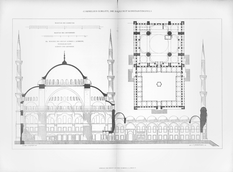 Sultan Ahmet Mosque Istanbul