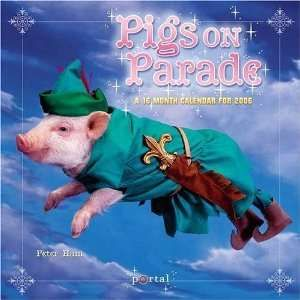 2012 Wall Calendar Pigs on Parade Humor on Sale on PopScreen