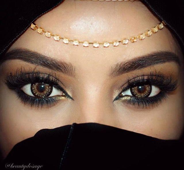 Eye Makeup Accessories Arabian Makeup Beauty Eyes Gorgeous Eyes