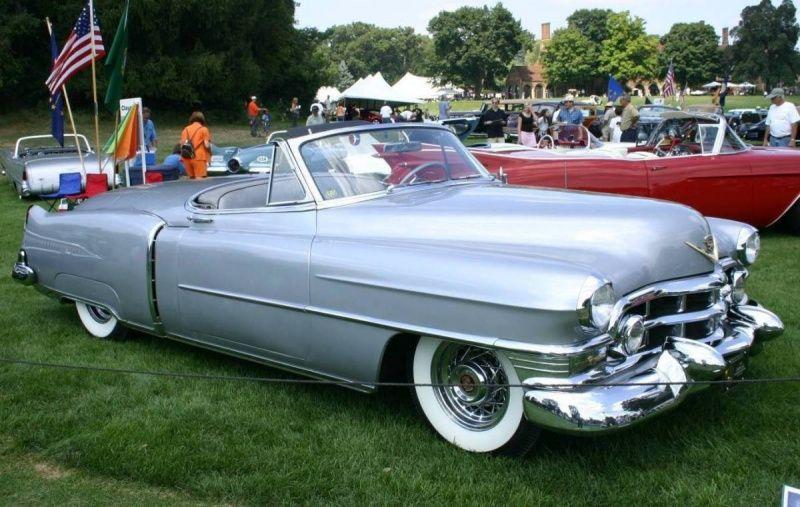 Cadillac Cadillac Custom Seater Convertible