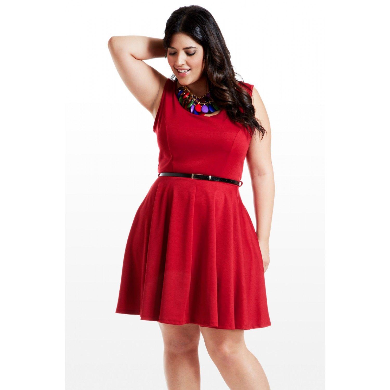 Darling dame aline dress plus size clothing pinterest