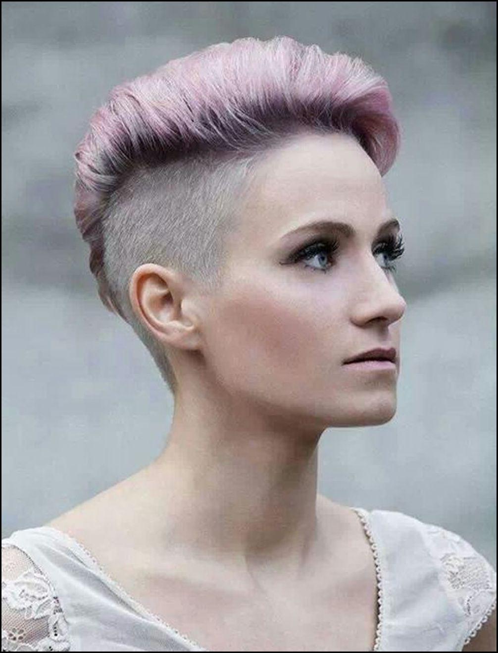 Einzigartige Mohawk Frisur Frauen Top Frisur Ideen Passen Zu Mir