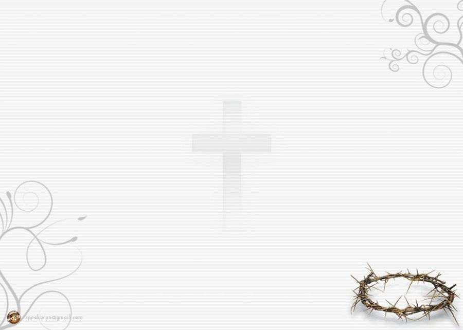 Easter Christian ppt backgrounds, Easter Christian powerpoint - religious powerpoint template