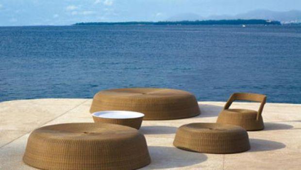 Il design per outdoor firmato da Ronan & Erwan Bouroullec