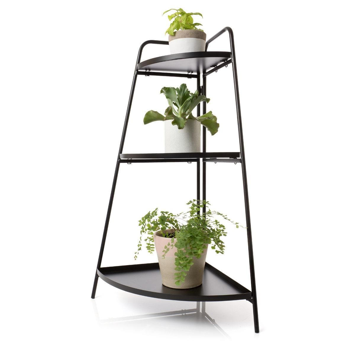 corner Plant Stand 3 Tierhome & Co-Balcony accents
