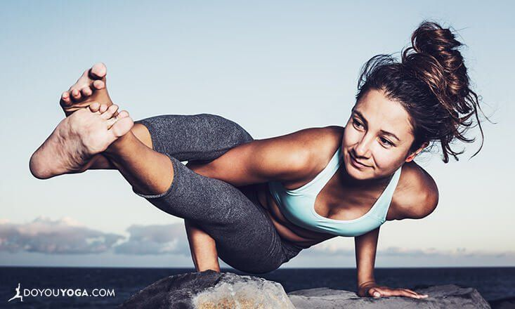 6 Yoga Poses and Tips to Build Up To Eight Angle Pose