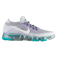 0010bc4c3d257 Nike Air VaporMax Flyknit - Womens - Running - Shoes - Atmosphere Grey White  White Hot Punch