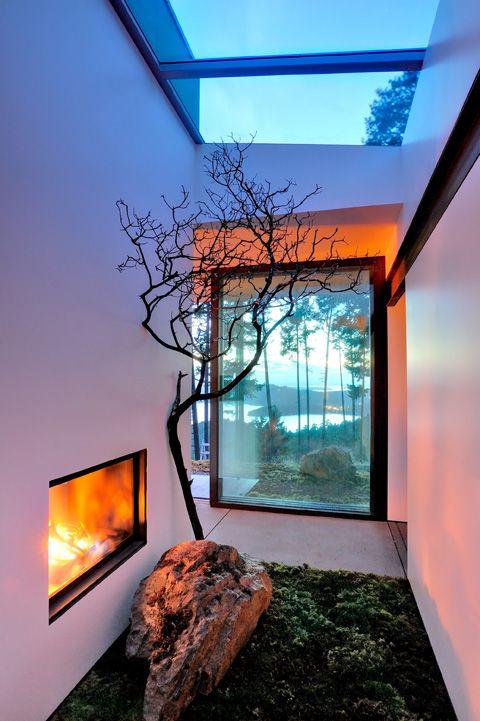 Wohnhaus auf Orcas Island von Gary Gladwish Architecture