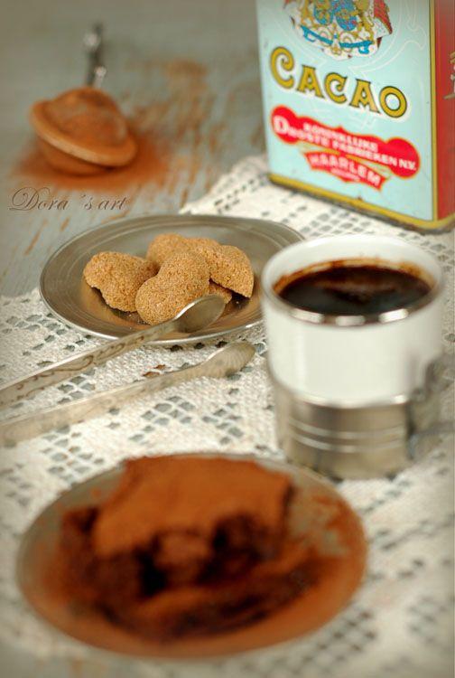 Dora´s art: Brownies so sušenými slivkami bez cukru a lepku