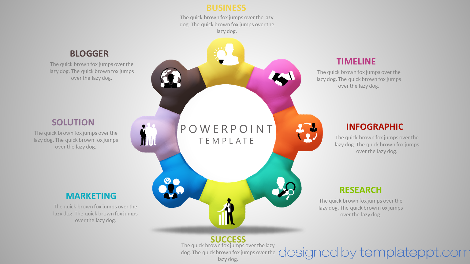 3D Powerpoint Template | 3d Powerpoint Presentation Animation Effects Free Download