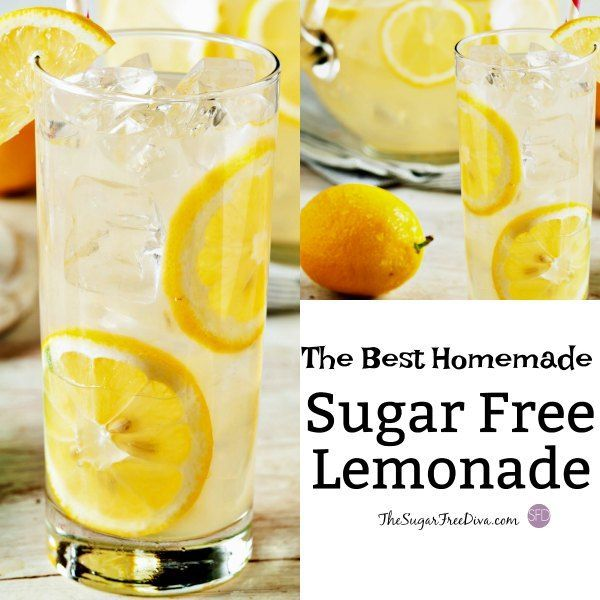 If you were looking for something cold and refreshing to drink then this is the recipe for The Best Sugar Free Homemade Lemonade #homemadelemonaderecipes If you were looking for something cold and refreshing to drink then this is the recipe for The Best Sugar Free Homemade Lemonade #homemadelemonaderecipes