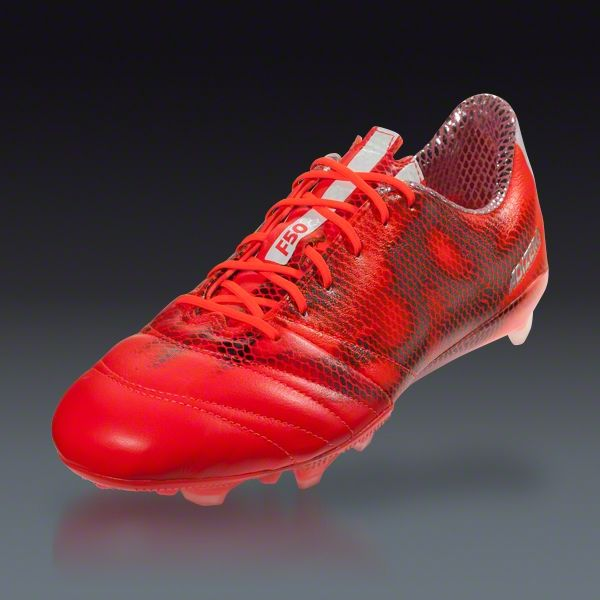 adidas f50 adizero red white green