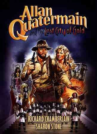 Allan Quatermain And The Lost City Of Os Incriveis Filme