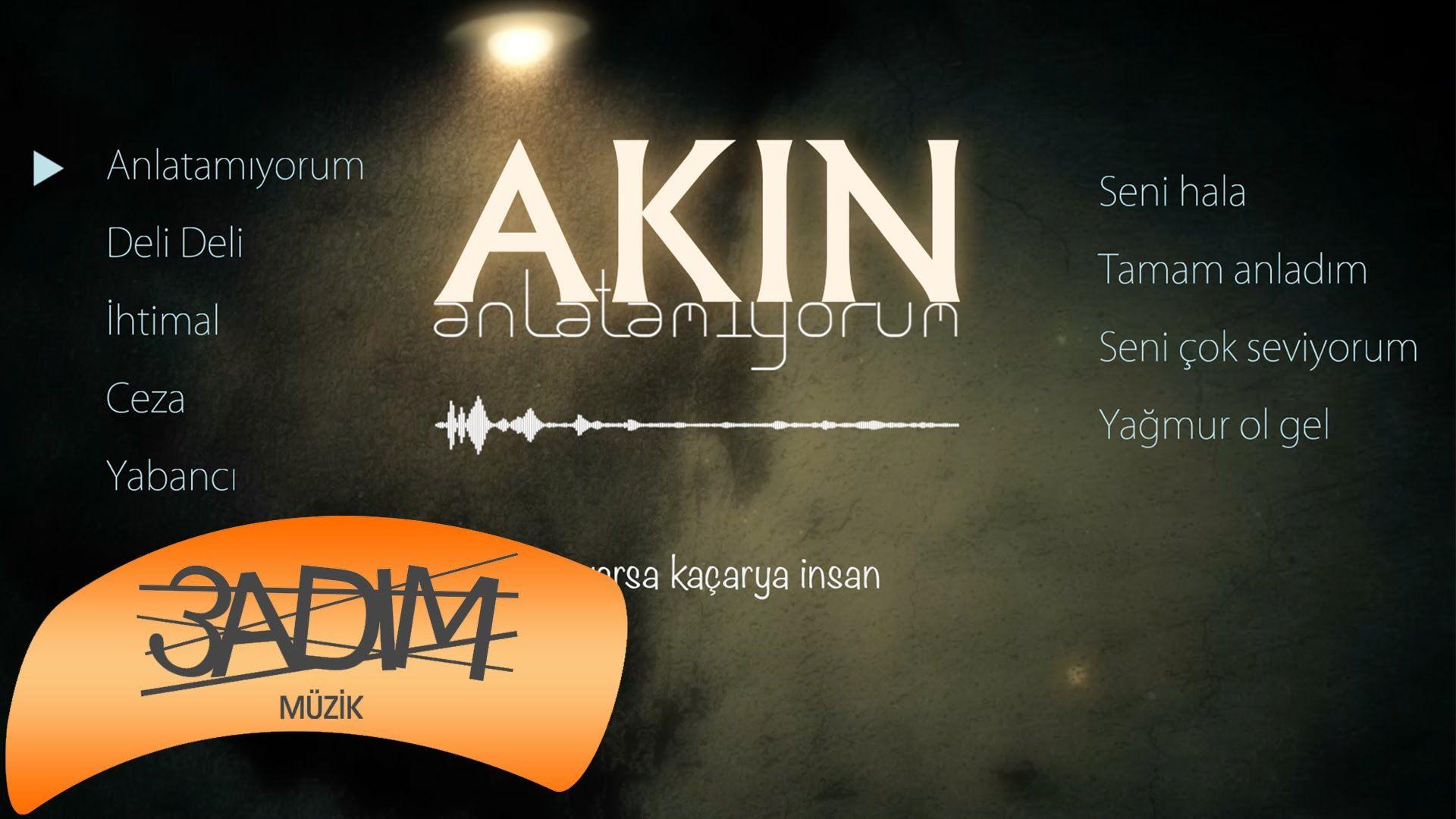 Akin Anlatamiyorum Official Lyric Video Lyrics Video Movie Posters