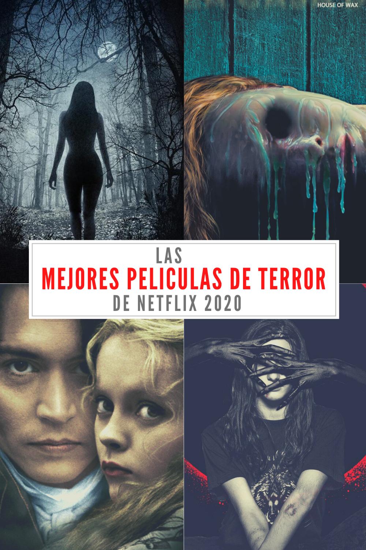 Peliculas En Netflix 2020 Películas De Terror Recomendadas Para Pasar Miedo Peliculas De Terror Peliculas Buenas En Netflix Mejores Peliculas De Netflix