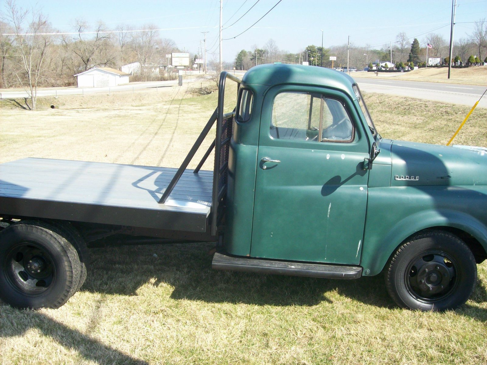 1948 1 ton dodge dually flatbed truck dodge dually