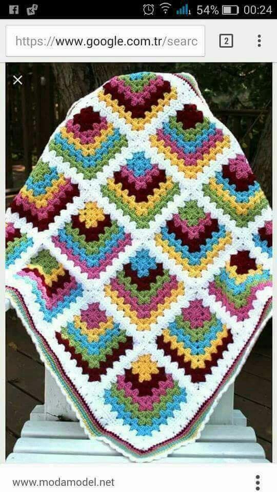 Pin von fethiye ozbey auf battaniye   Pinterest   Deckchen ...