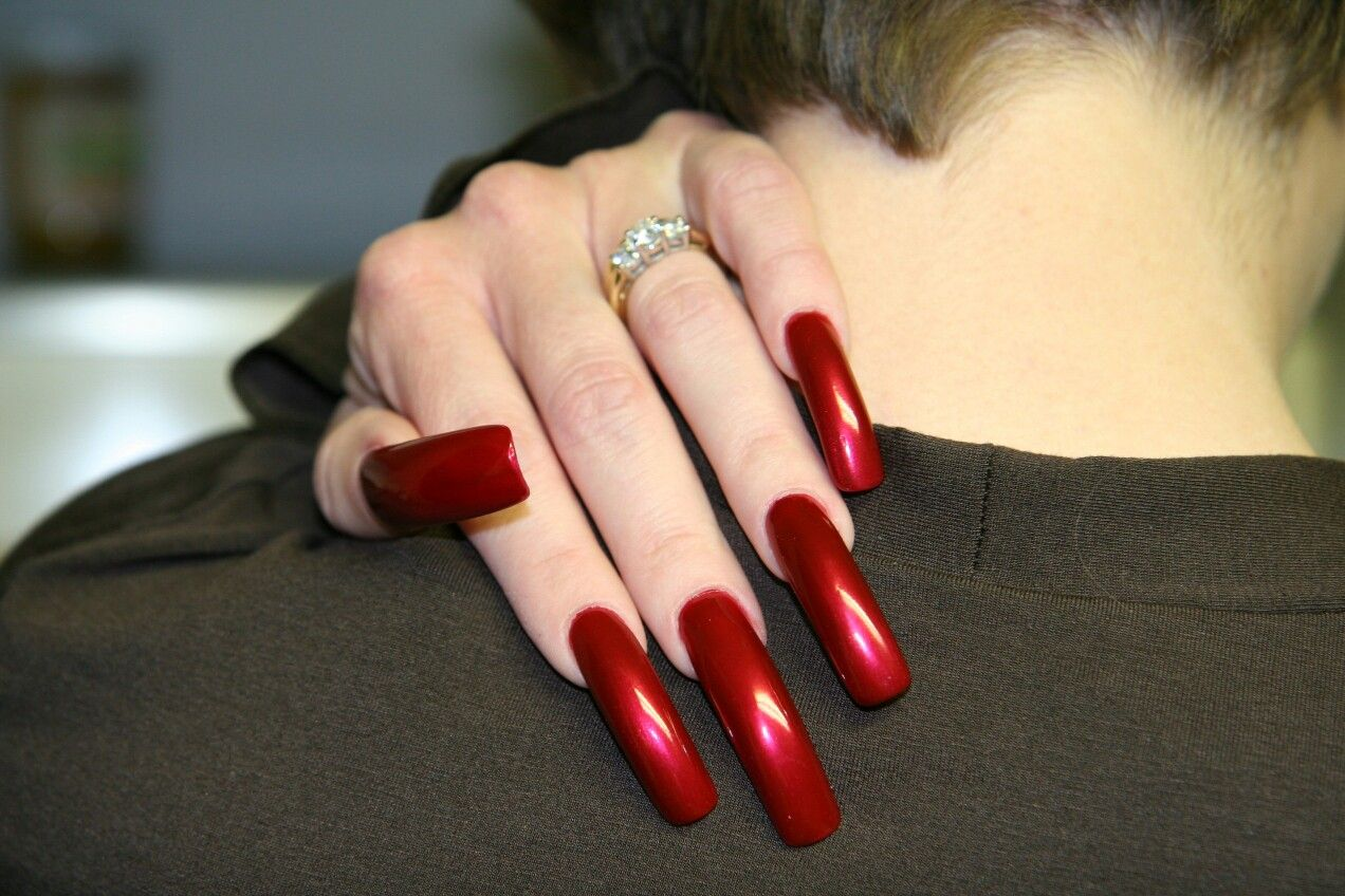 OPI - Not Really a Waitress | Nails! - Andi | Lange nägel ... - photo#29