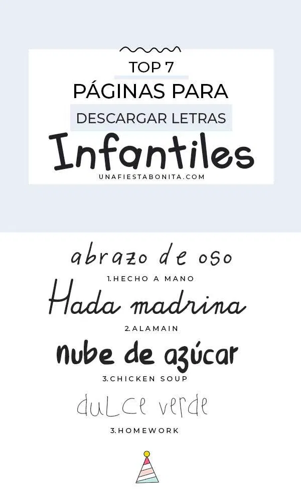 Top 7 Páginas Para Descargar Tipografías Una Fiesta Bonita Fuentes De Letras Bonitas Fuentes De Letras Letras Para Descargar