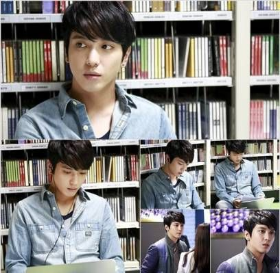 CNBLUE's Yonghwa multi-tasks as an undercover boss for 'The Future Choice'   allkpop.com