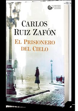 El Prisionero Del Cielo Carlos Ruiz Zafon Libros Libros De Espiritualidad Libros