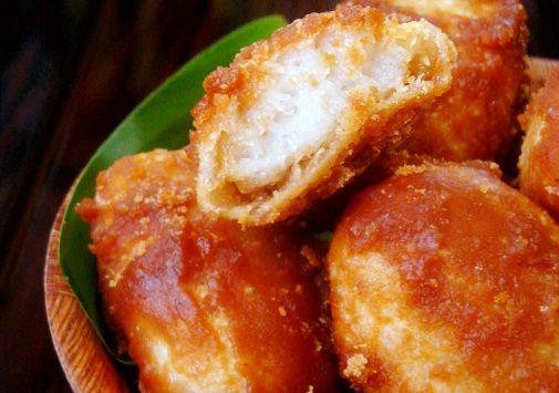 Resep Dan Cara Membuat Kue Gemblong Ketan Putih Gula Merah Resep Makanan Dan Minuman Memasak