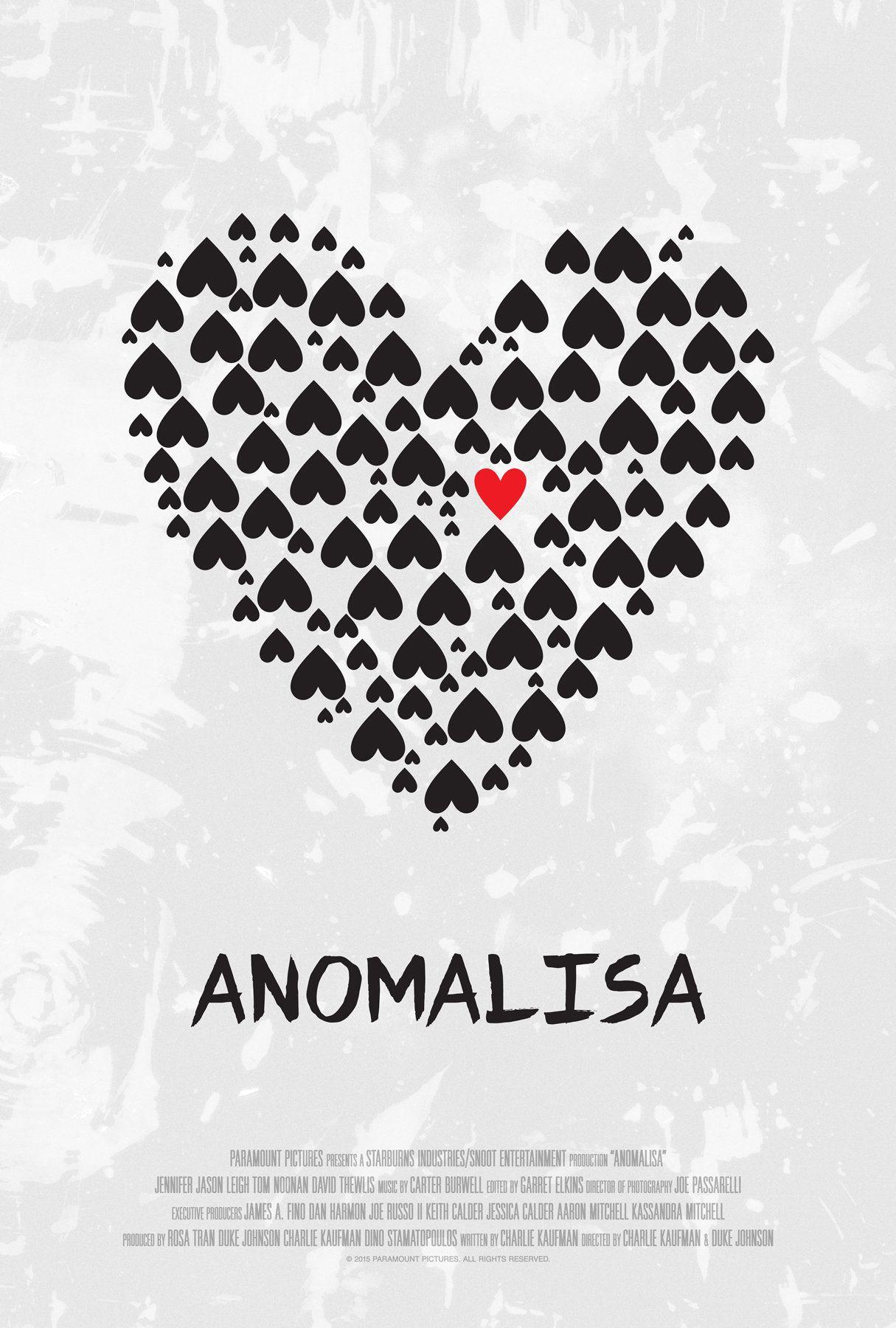 Anomalisa (2015) - Charlie Kaufman, Duke Johnson