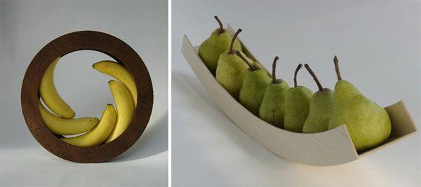 banana holder banana holder   crockery corner   pinterest   wooden fruit bowl      rh   pinterest