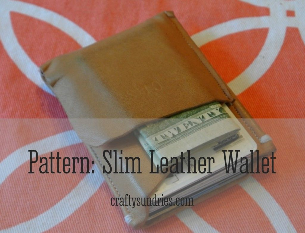 Leather Wallet Free Pattern Diy Leather Wallet Pattern Diy Leather Wallet Leather Wallet Pattern