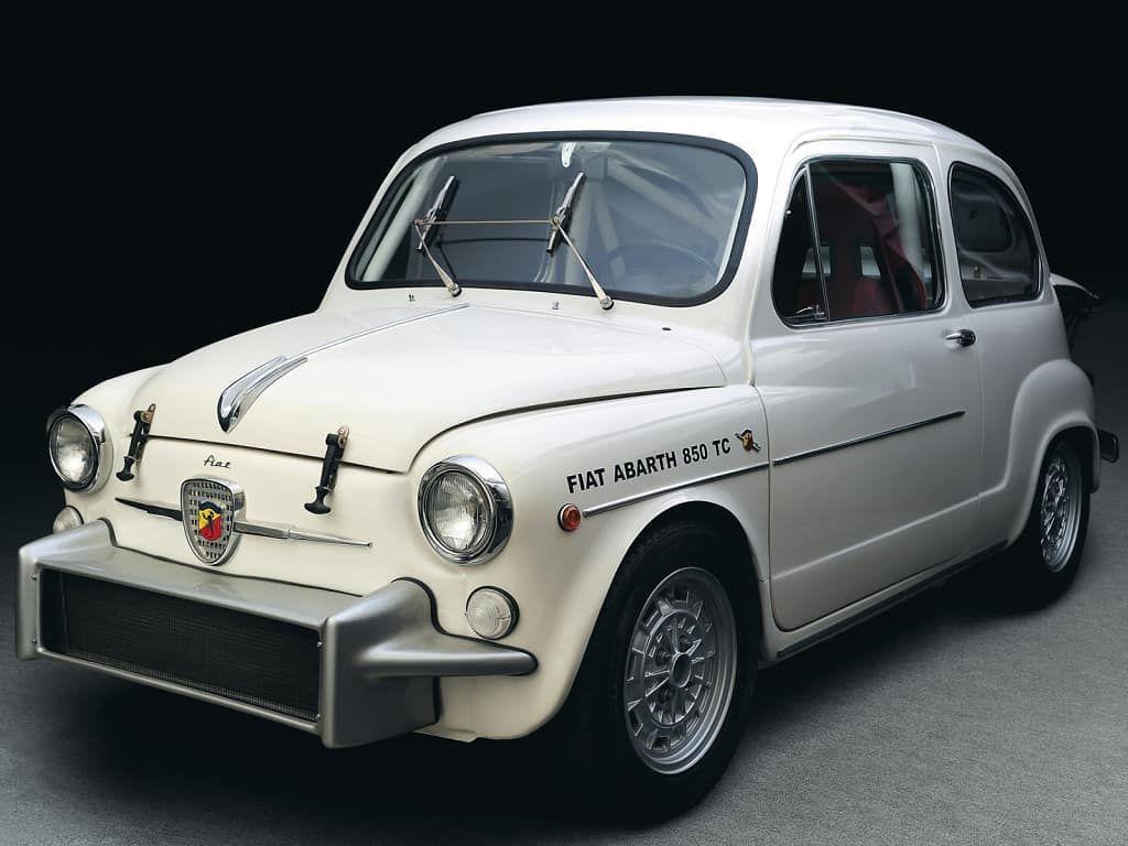 Abarth 850 Tc Iconic Motorsport Car Fiat Abarth Tc850
