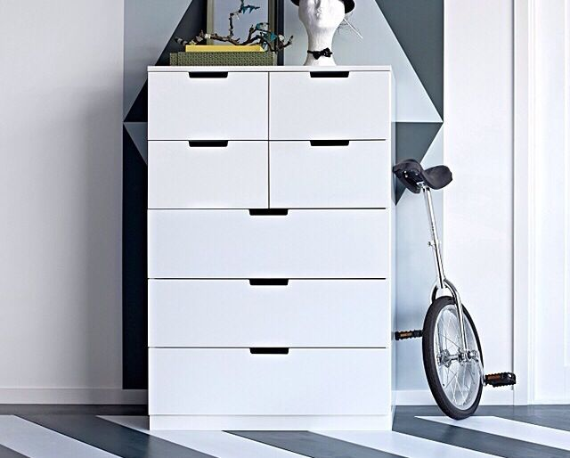 ikea nordli kommode storage pinterest storage and interiors. Black Bedroom Furniture Sets. Home Design Ideas