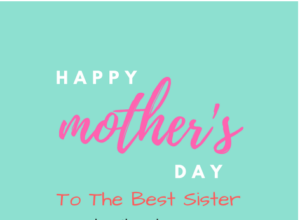 mothers day quotes for sisters | Happy mother day quotes ...