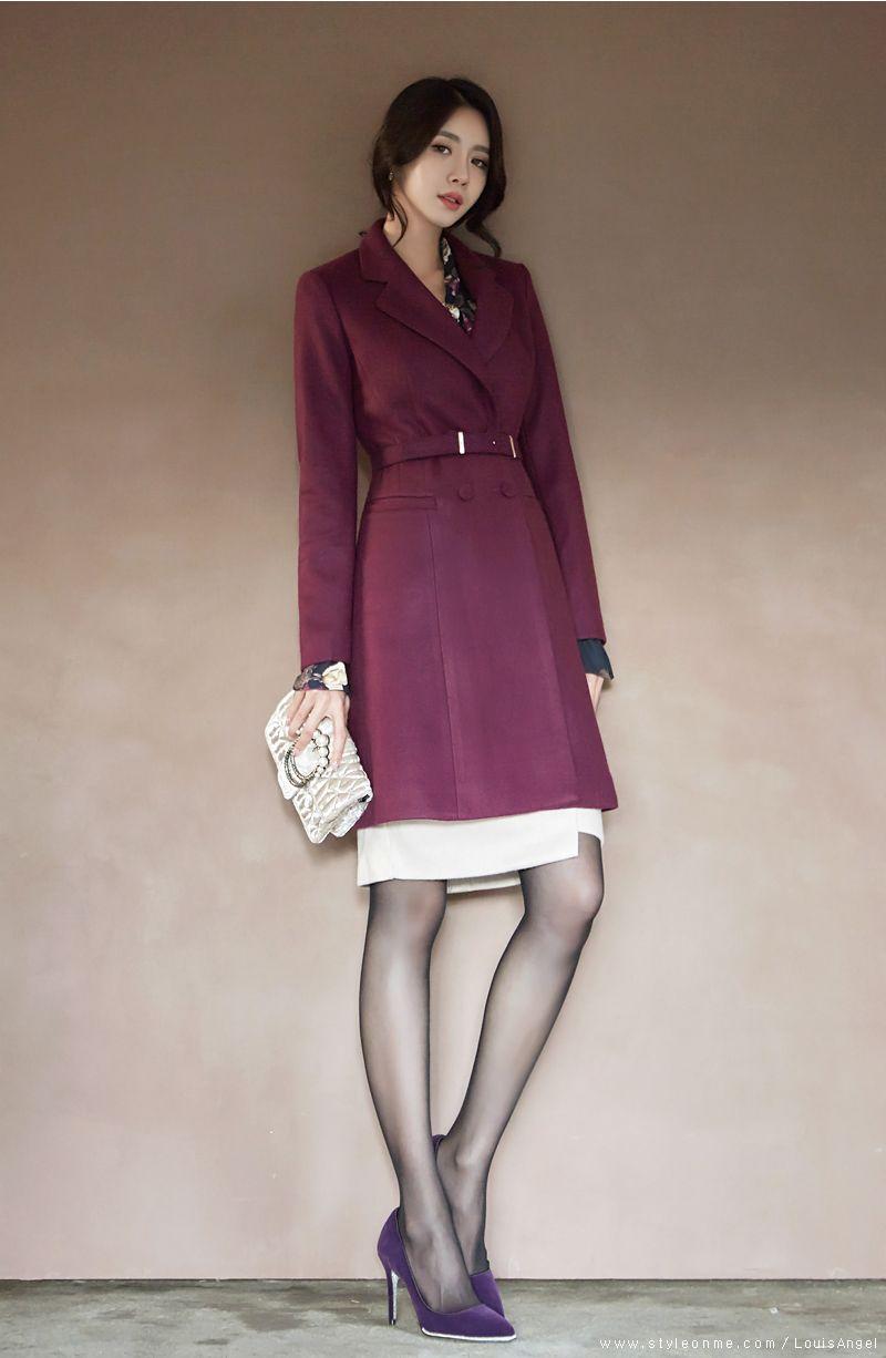 エレガントフラワーパターンブラウス   ファッションアイデア、ファッション、アジアンファッション