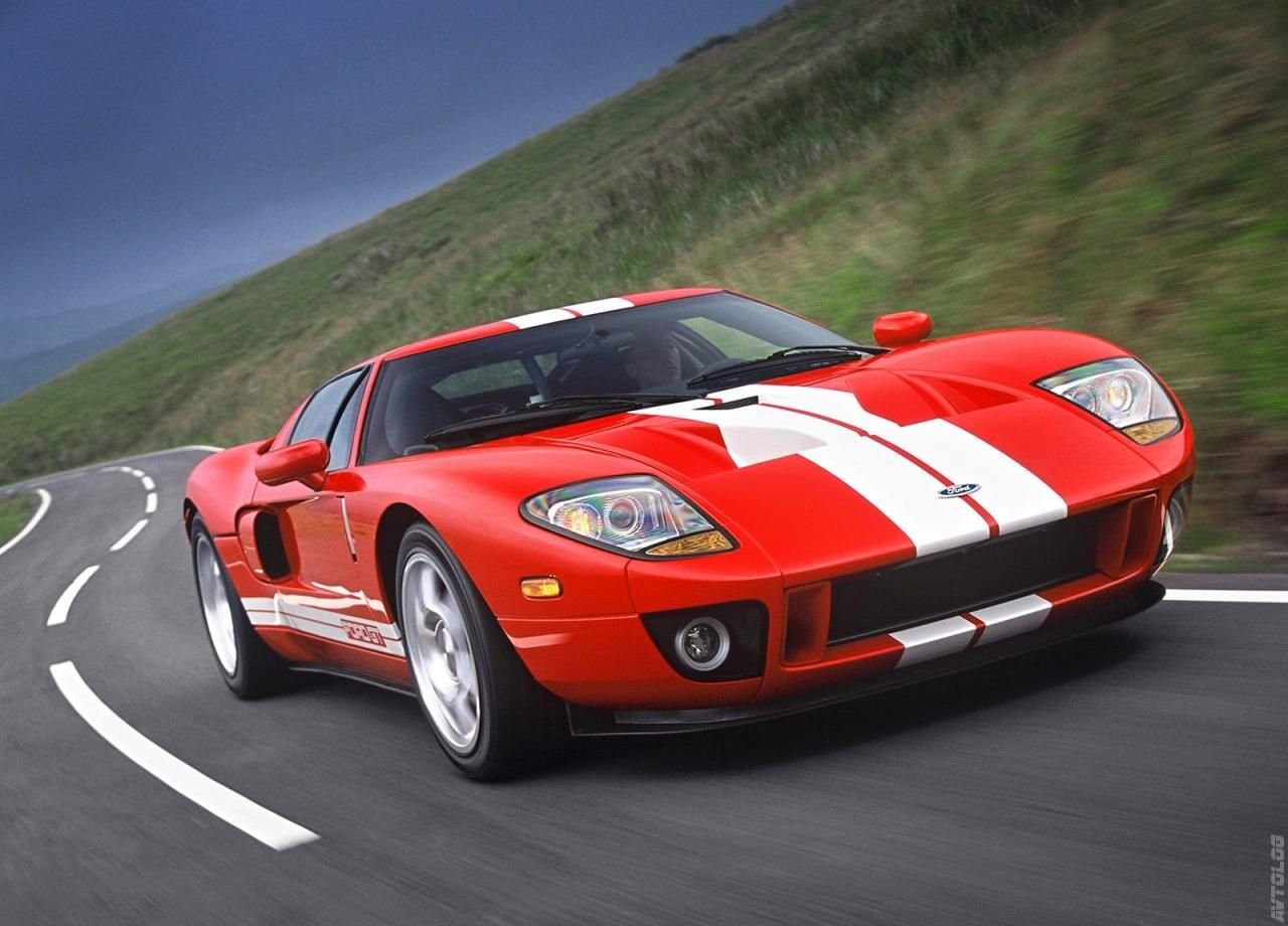 2005 Ford Gt Ford Gt Sports Car Good Looking Cars