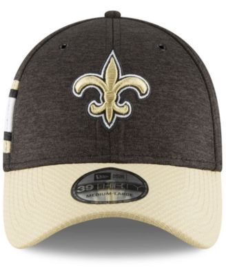 Sideline Home New Orleans Saints New Era 59Fifty Cap