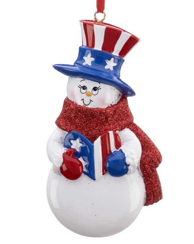Where To Find The Best Patriotic Christmas Ornaments | Holiday ...