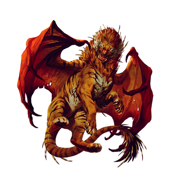 Image result for manticore pathfinder