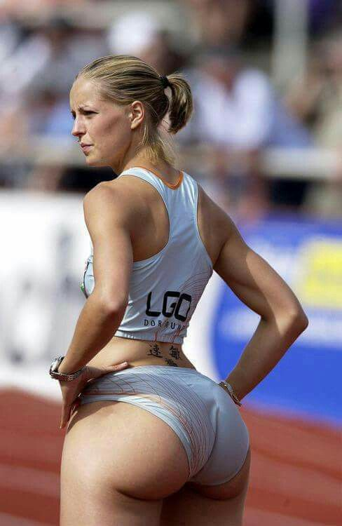Sexy female athletes with big butts apologise