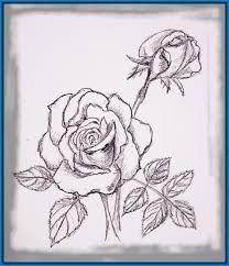 Resultado De Imagen Para Flores Dibujadas A Lapiz Faciles Body Painting Flower Tattoo Handcraft